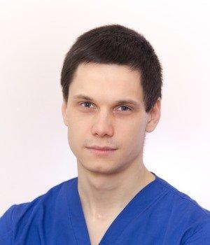 Массажист Руденко Михаил Михайлович